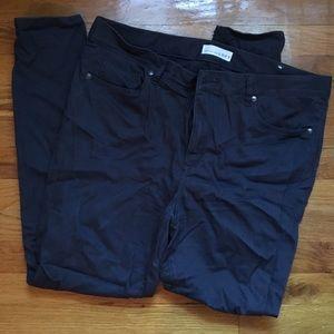 LOFT gray legging pant